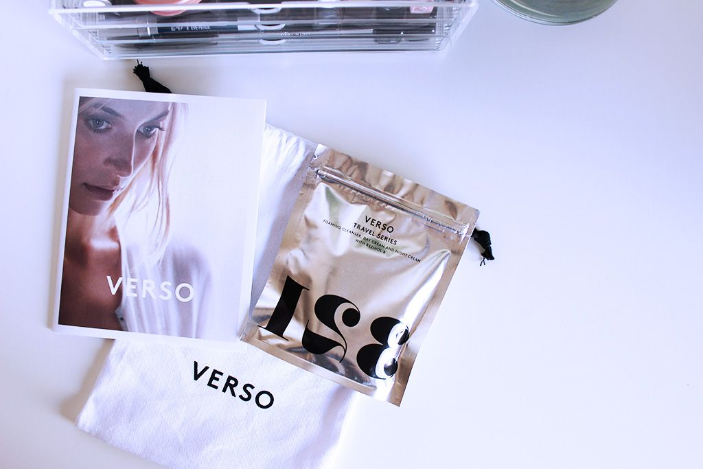Up And Coming In The World Of Beauty Is Verso Skincare Nowadays You See The Brand Almost Everywhere And I Thought It Verso Skincare Skin Care Skincare Review