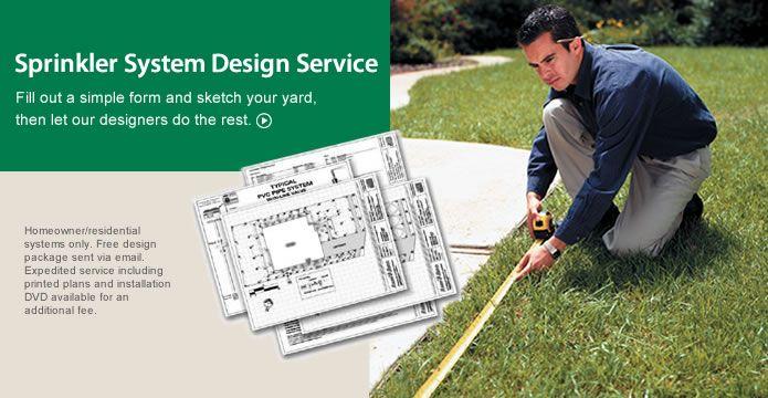 Basic+Sprinkler+System | Sprinkler System Design Service