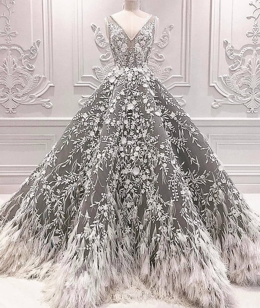 Custom Dresses Inspired By Haute Couture Designer Evening Fashion Gowns Ball Gowns Dresses