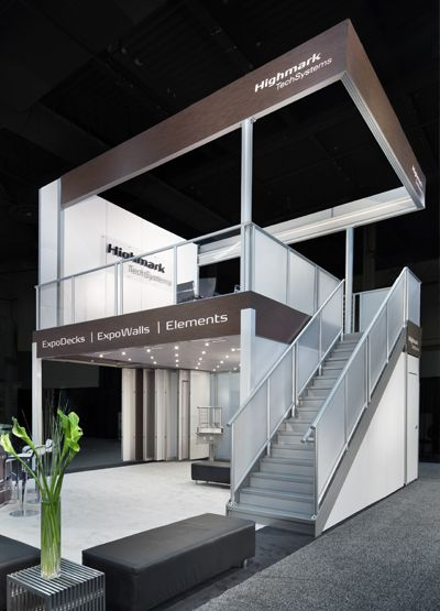 Exhibition Stand Double Decker : Double deck exhibits example