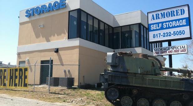 Storage Units In Texas Armor Self