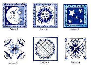 Giovanni De Maio- Ceramiche Vietresi Decori 10x10 A | dcasa.it ...