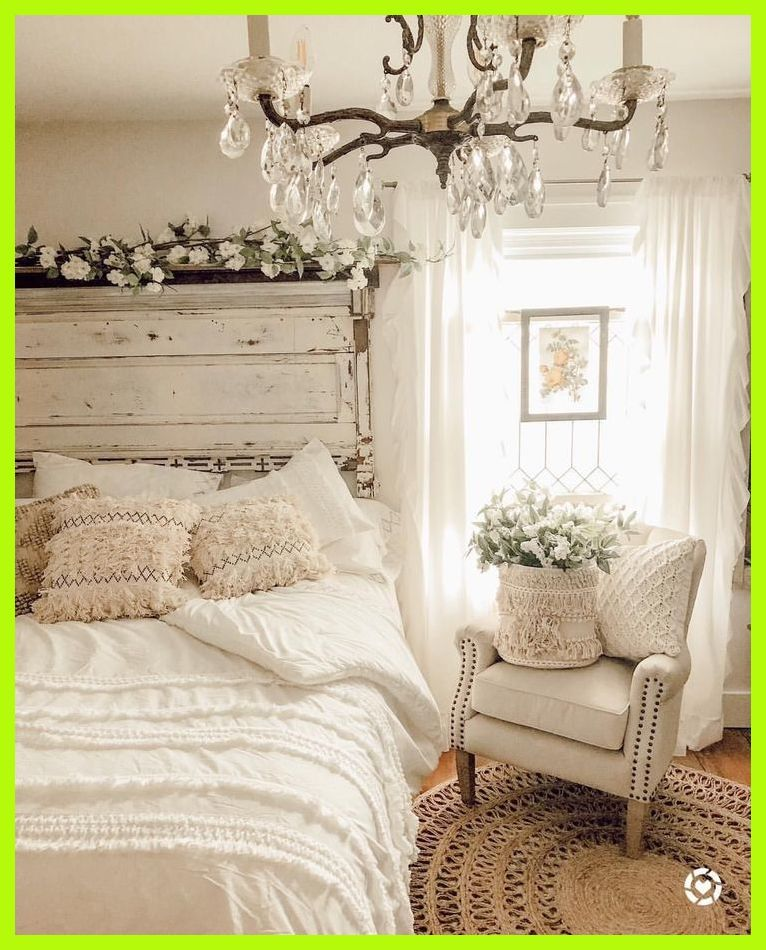 Shabby Chic Bedroom Furniture 3 Pieces Of White Shabby Chic Furniture To Transform Your Bedroom Rustic Chic Bedroom Farmhouse Bedroom Decor Bedroom Vintage
