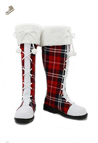 Lovelive! Love Live Christmas Cosplay Costume Shoes Cosplay Shoes Boots 1