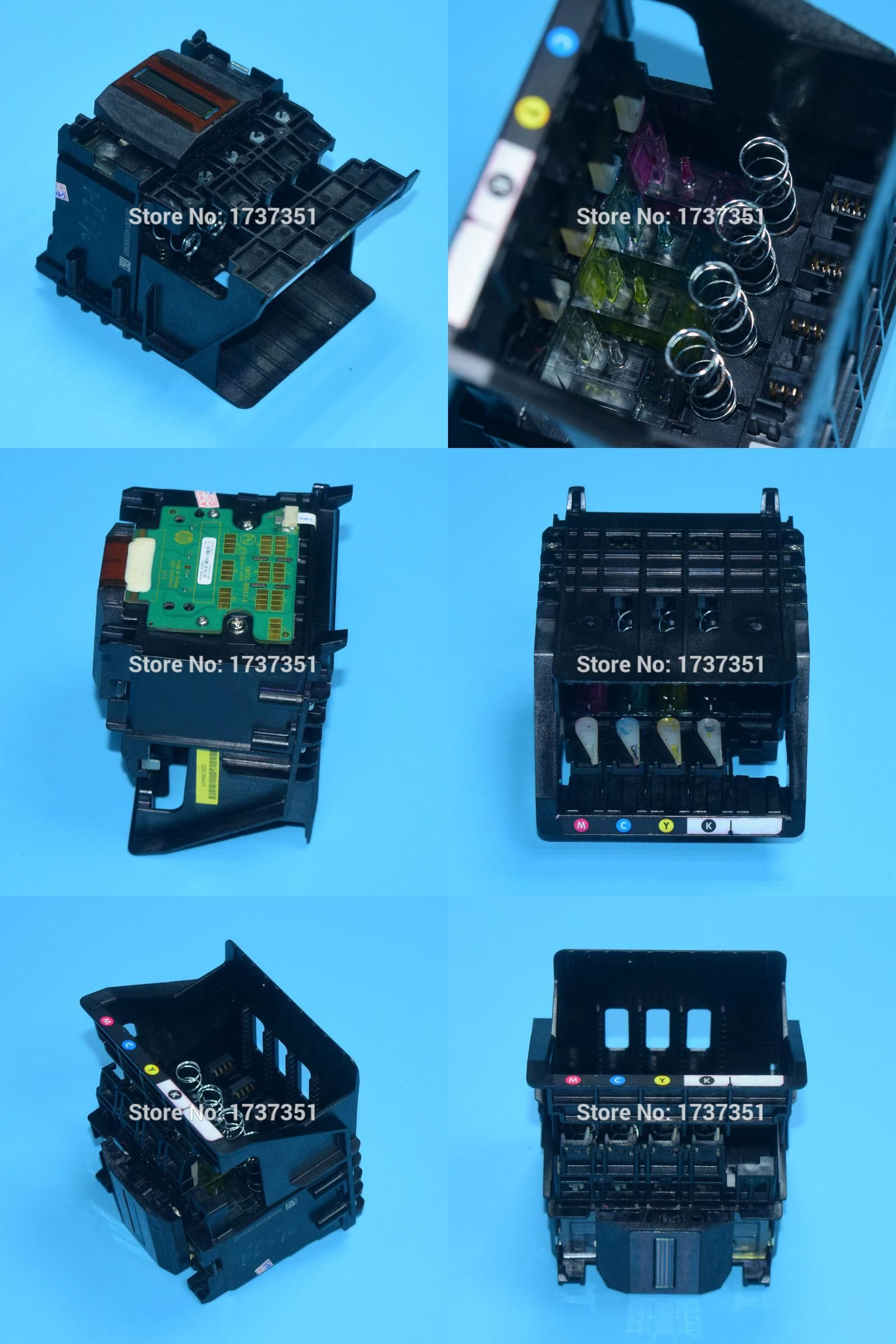 Visit to Buy] HP950 951 Printhead for HP Officejet Pro 8610