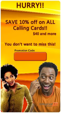 Phone Cards, Calling Cards, Prepaid Phone Card, Prepaid Calling Card from CallingCardPlus