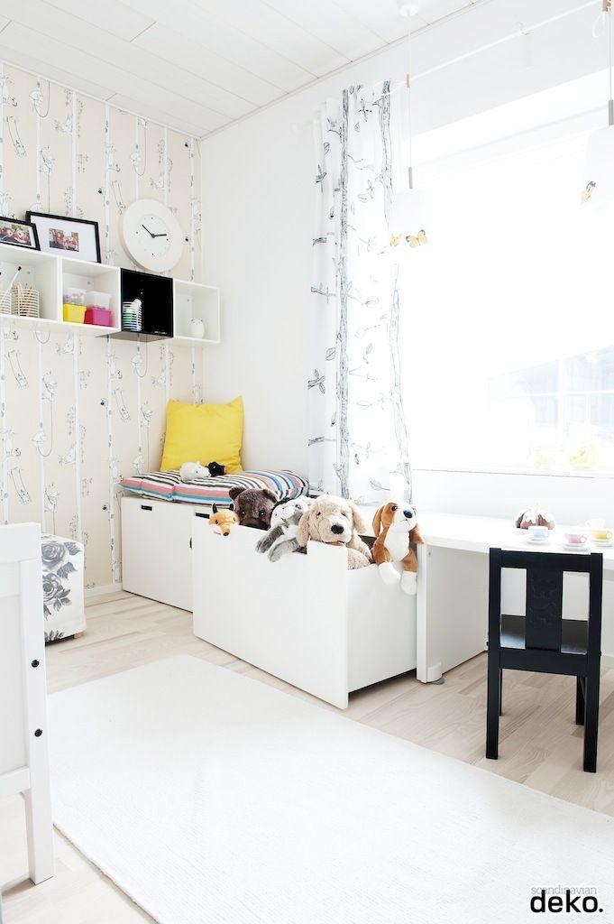 scandinavian children's room