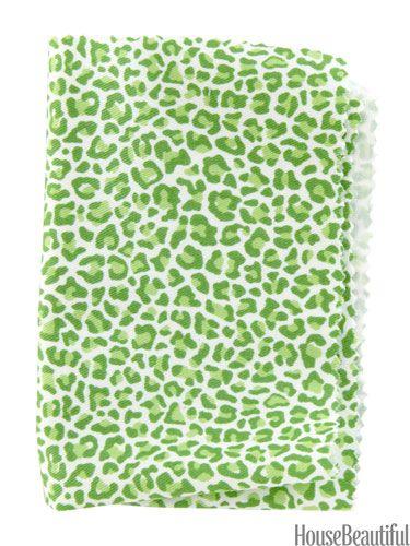 9 Fun Leopard Print Fabrics