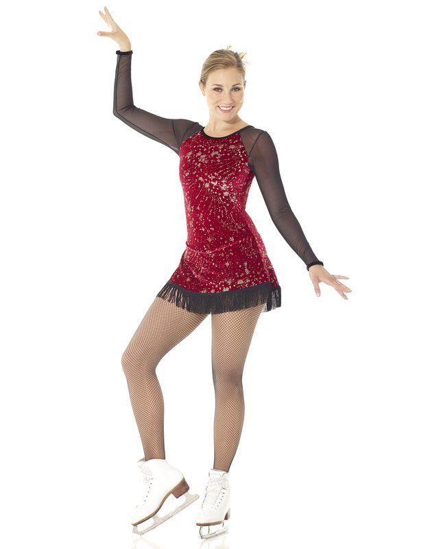 Fantasy on Ice Charleston dress [Mondor 12908 A] $100.00