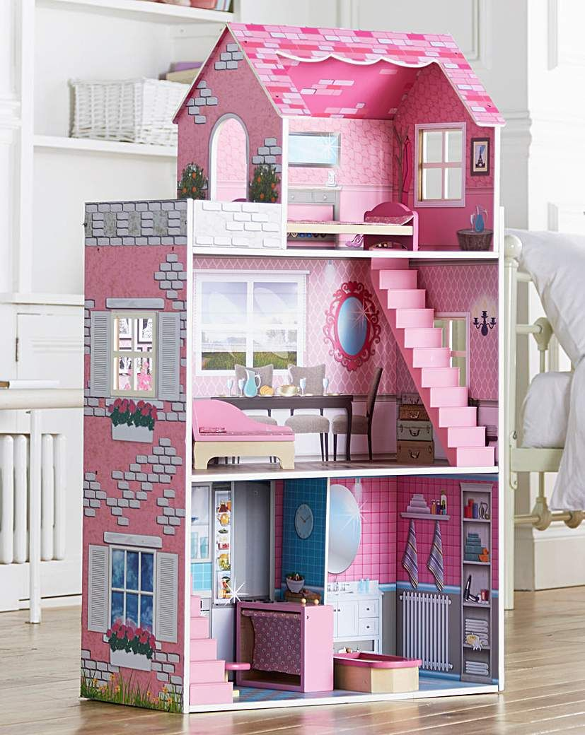 Fantasy Mansion Dolls House Products Dolls House Mansions