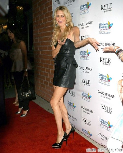 ERNESTINE: Brandi glanville drinking and hookup preview