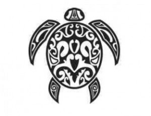 The Turtle Is A Sacred Figure In Native American Symbolism As It