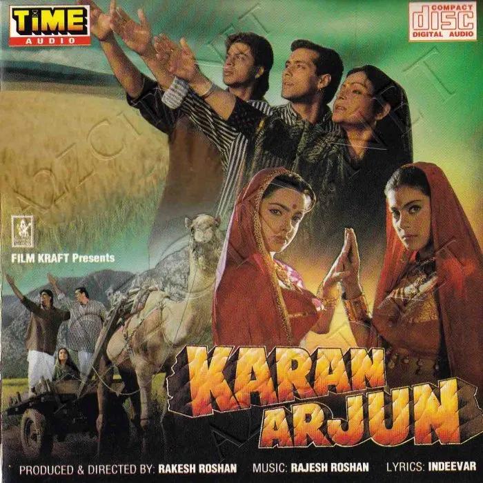Karan Arjun 1994 Flac Bollywood Songs In 2020 Full Movies Online Free Old Movies Artist Album