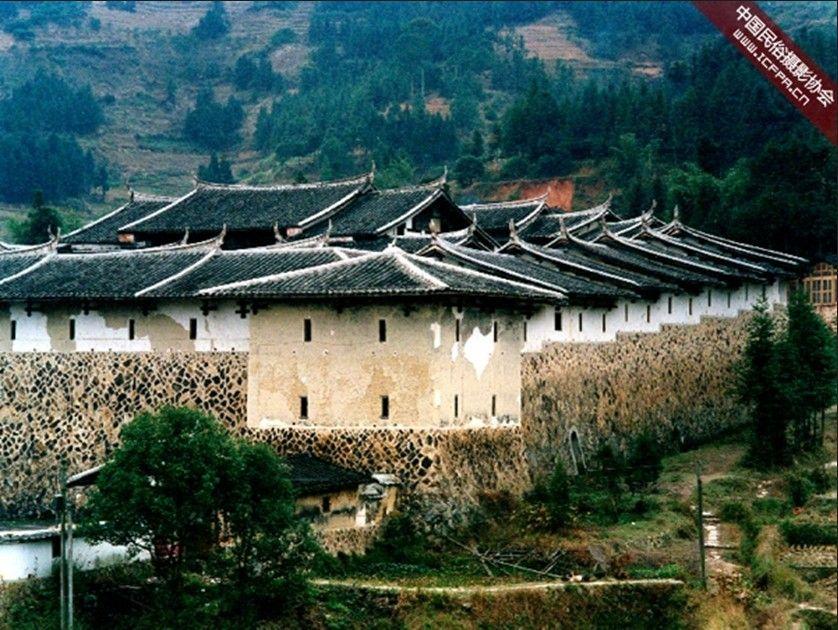 Tulou - Zhangzhou, Fujian - China