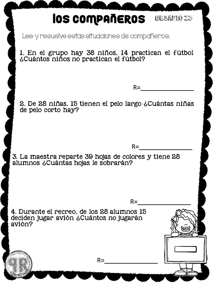 Proyectos educativos ¡Y más!: segundo grado | Matemática | Pinterest ...