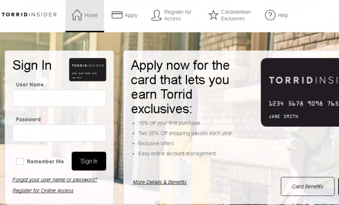 Torrid Credit Card Payment Options Comenity Bank Guidances Torrid