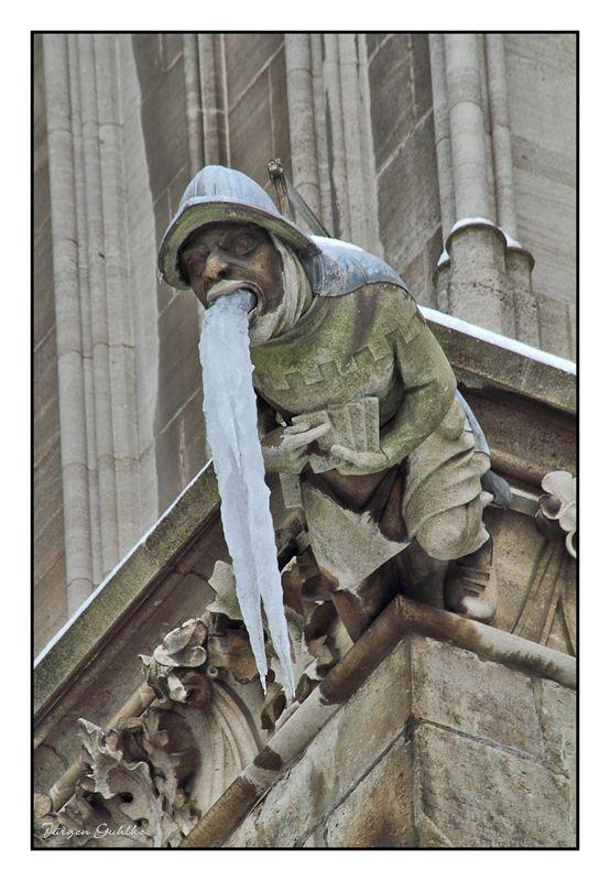 Konrad Von Hochstaden Statue