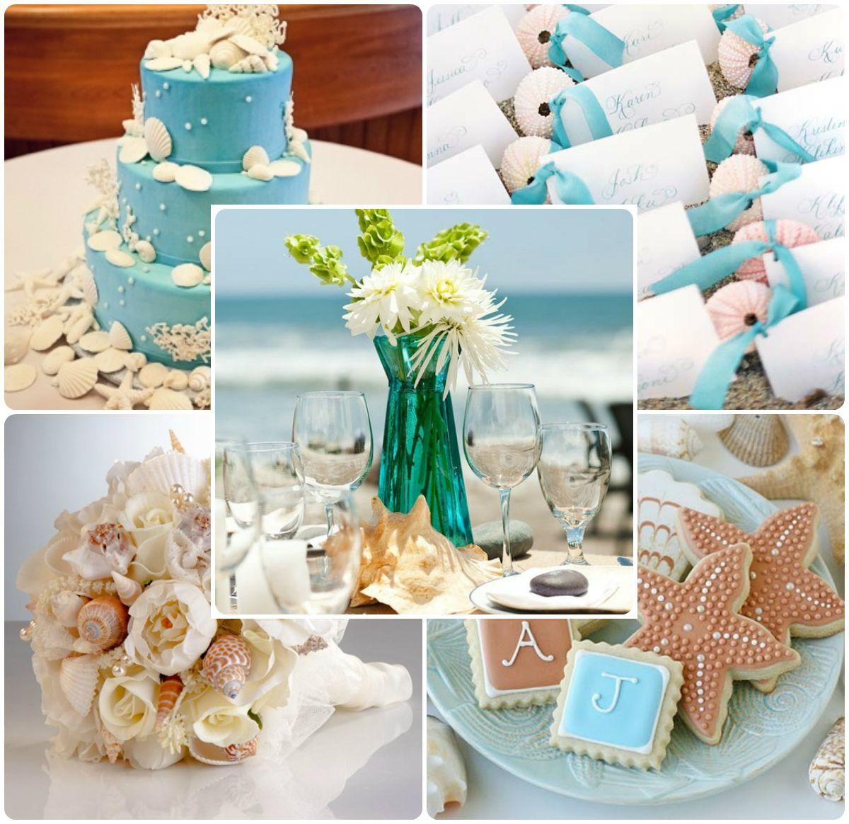 Romantische Strand Hochzeit Idee Für Modern BRAUT