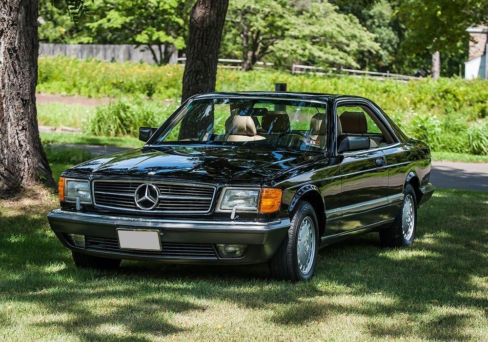 1990 Mercedes-Benz 500-Series | Mercedes-Benz W 126 Sedan S