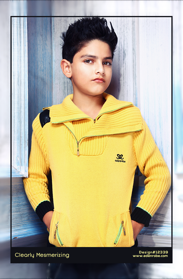 c245eb01b Eden Robe Kids Wear Winter Collection 2014 Eden Robe may be a rising ...