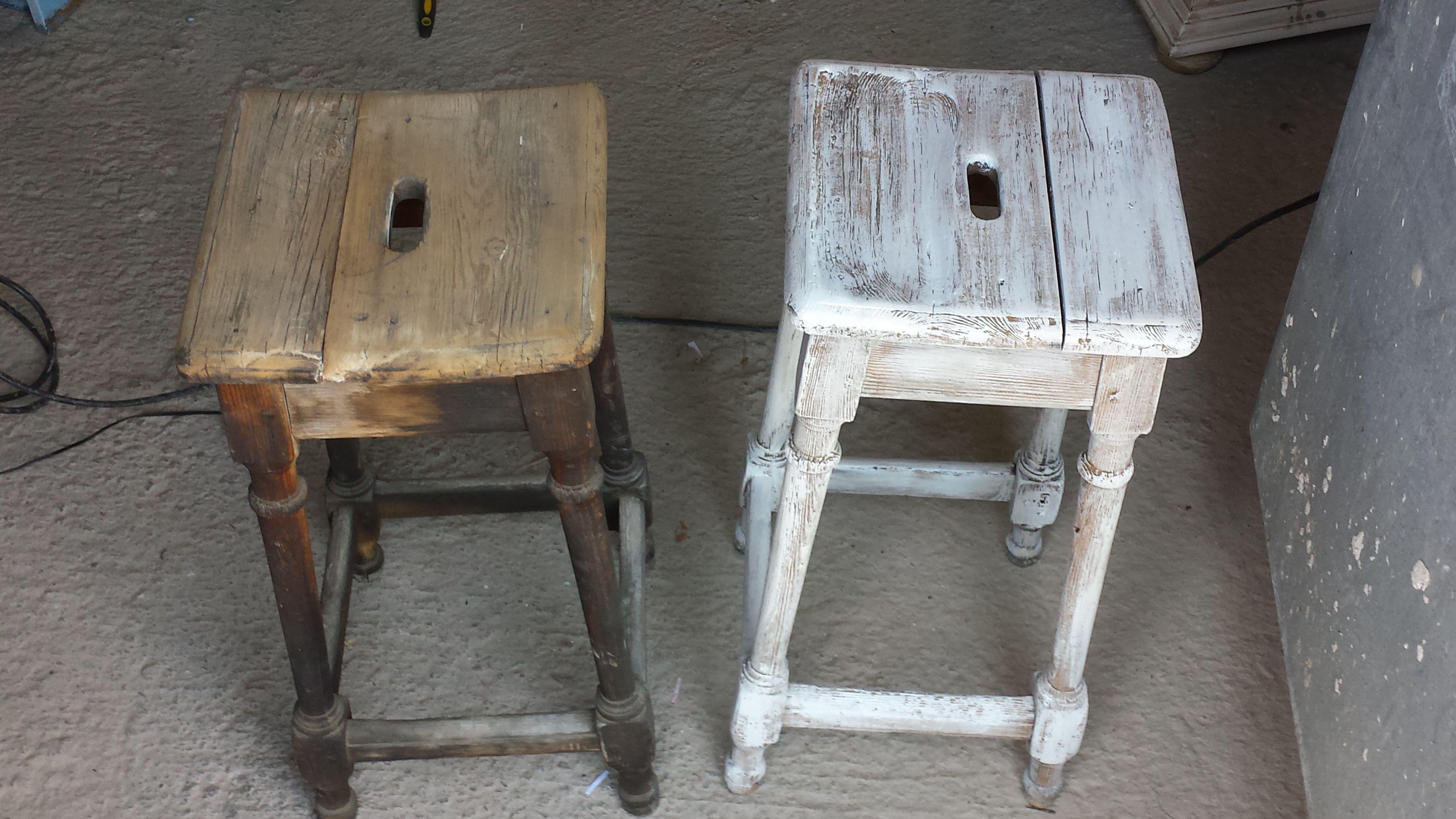Muebles Restaurados Antes Y Despues Best Reforma De Baos Antes Y  # Muebles Restaurados