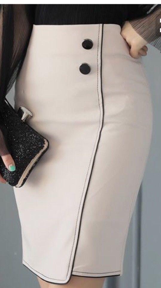 Pin De Ana Rosa Perez En Chan Vay Faldas Modernas Moda Faldas Faldas Bonitas
