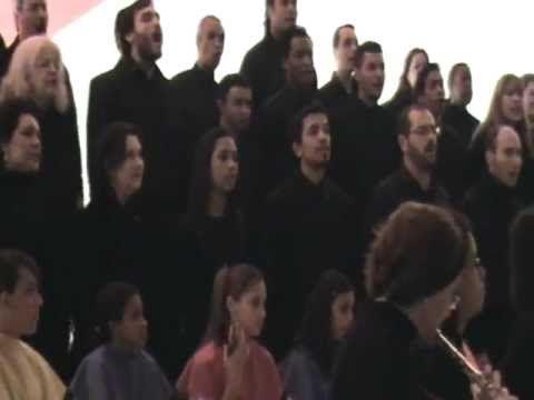 No cordão da saideira (Edu Lobo) - Coro Luther King