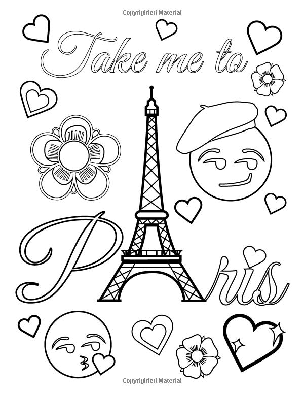 Pin On Color Me Emoji