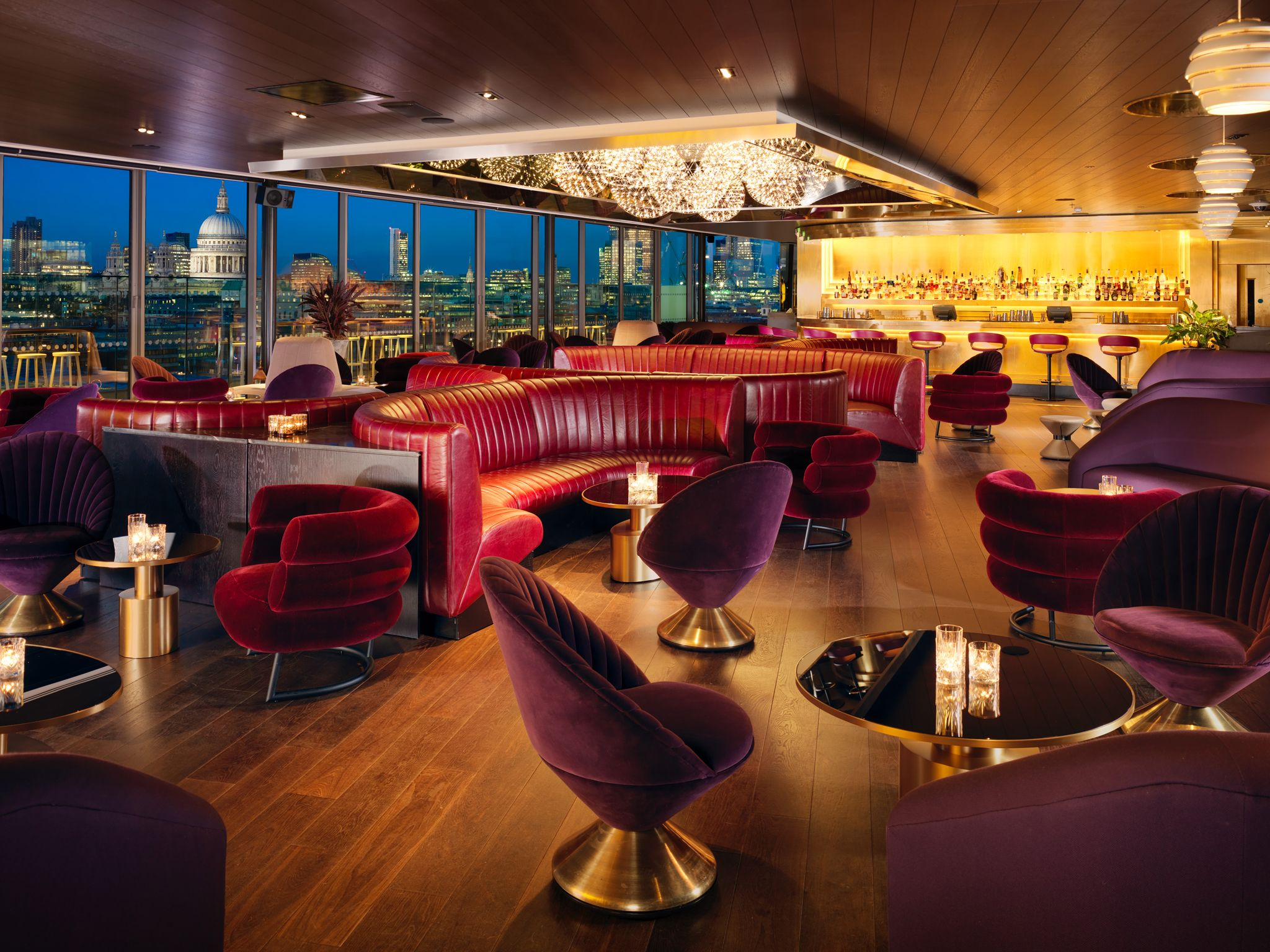 12th Knot Bars And Pubs In South Bank London Mondrian London Hotel Mondrian London London Hotels