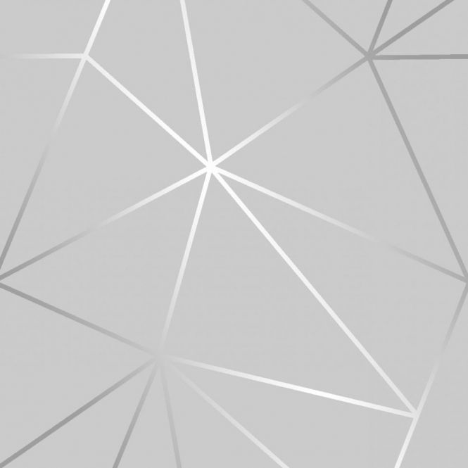 Zara Shimmer Metallic Wallpaper Soft Grey Silver Metallic