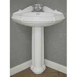 Clawfoot Tubs. Corner Bathroom SinksBathroom Sink VanityCorner Pedestal ...
