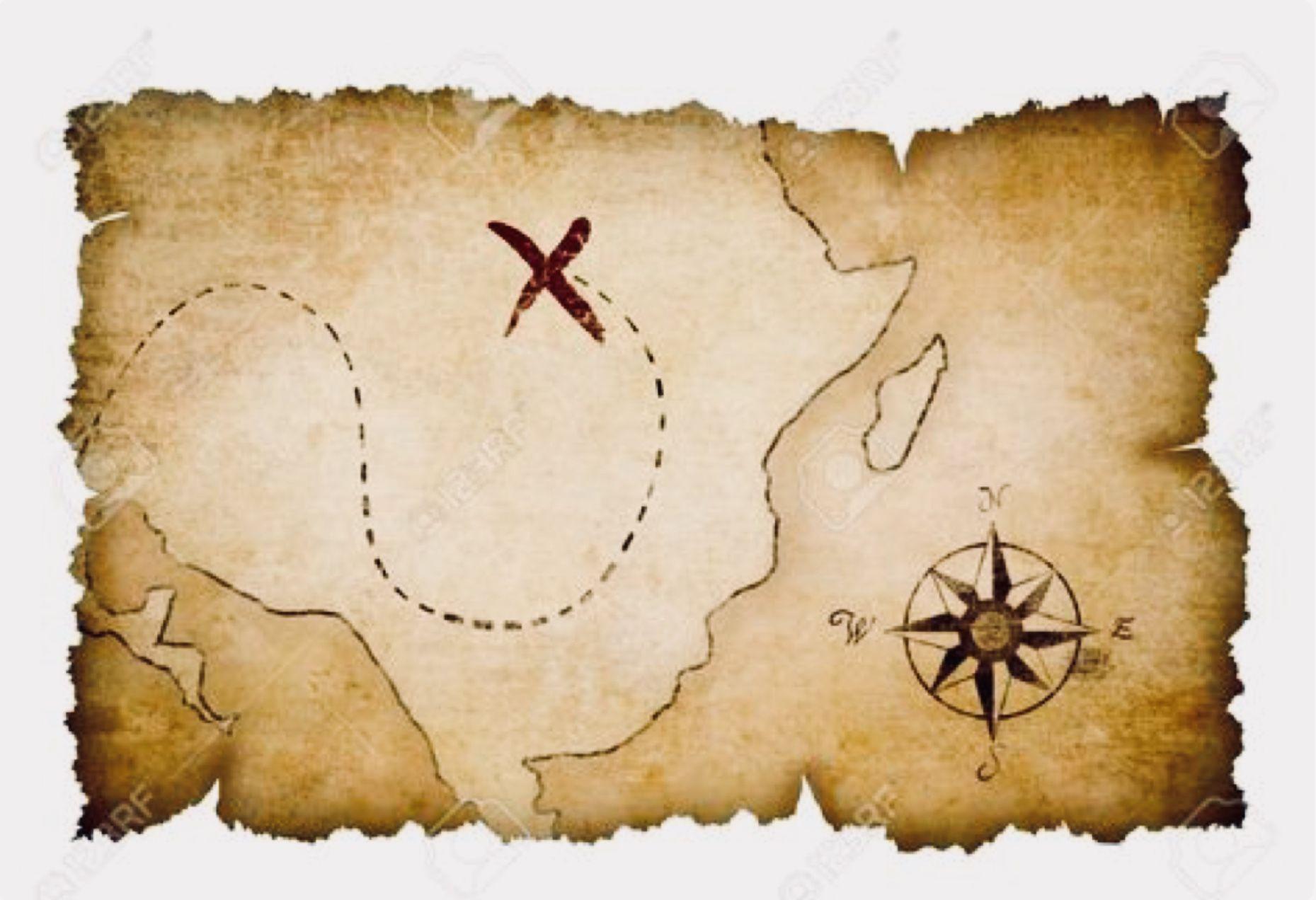 pin de mandybauer en schatzkarte  invitaciones piratas