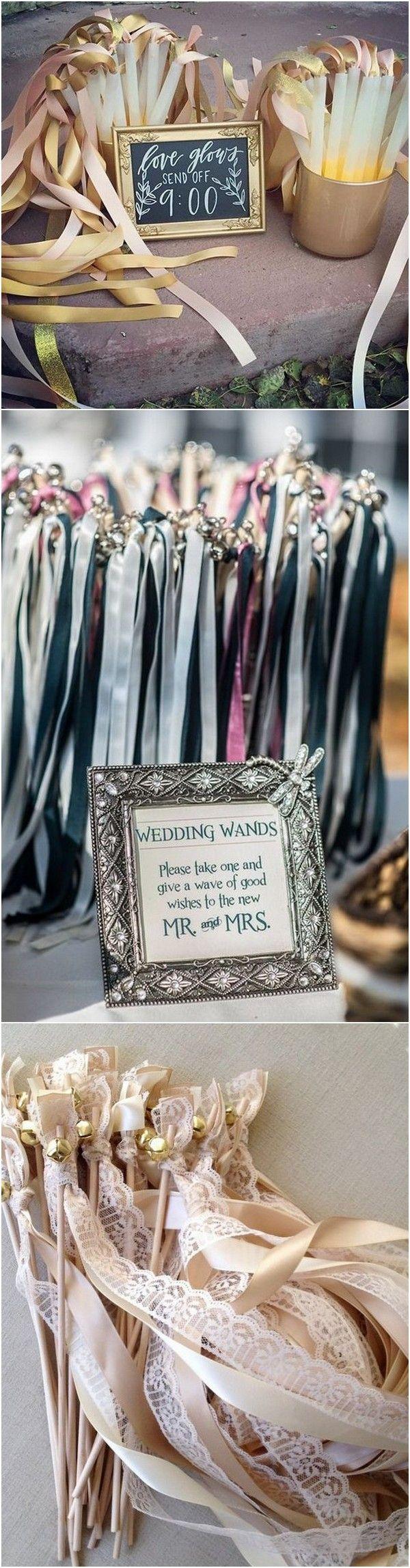 30 Creative Wedding Send Off Ideas for 2019 Trends