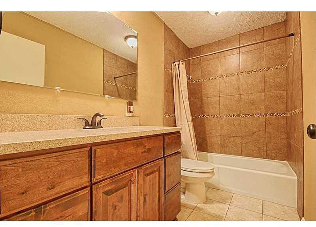 i love the wall's tile  framed bathroom mirror wall