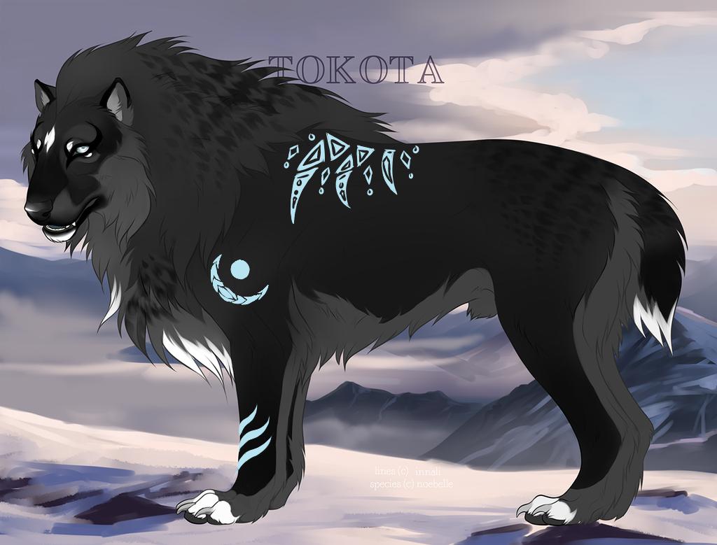 Asvaldr Aresiuson 11544 Canine Art Fantasy Wolf Mythical Creatures