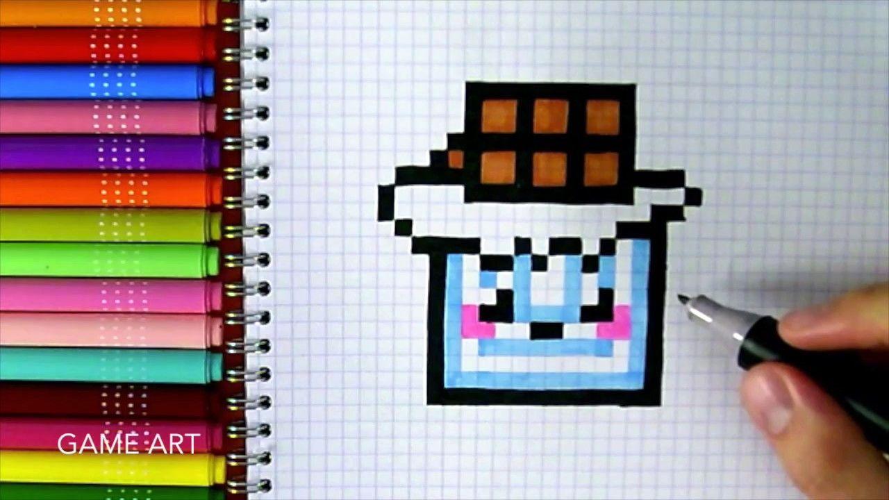 Pin By Ewelina Felgenau Kaska On Hama Beads Pixel Drawing