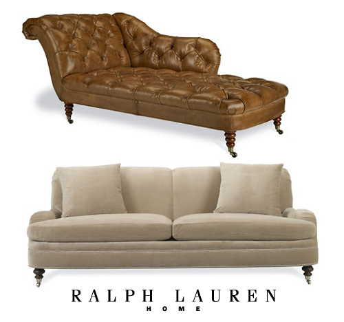 Ralph Lauren Home Collections Regency Furniture British English Decorating Interiors