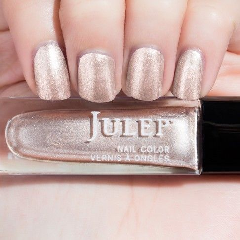 Julep Tess Boho Glam Champagne Nude Metallic All Things