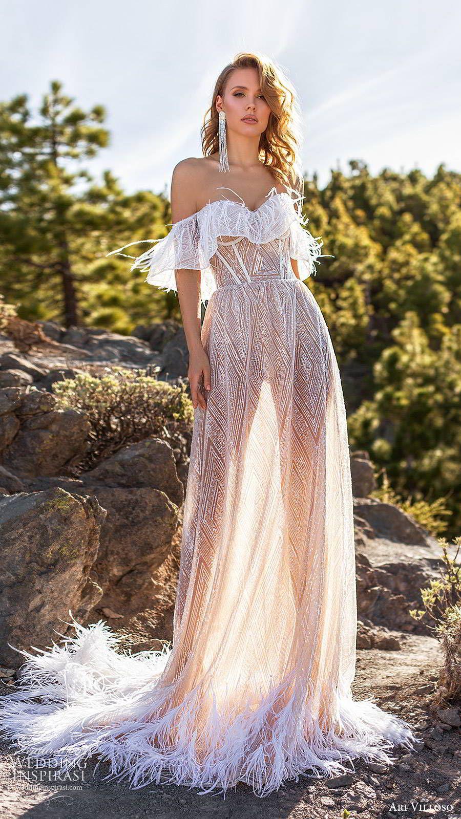 Ari villoso 2020 wedding dresses feel yourself bridal