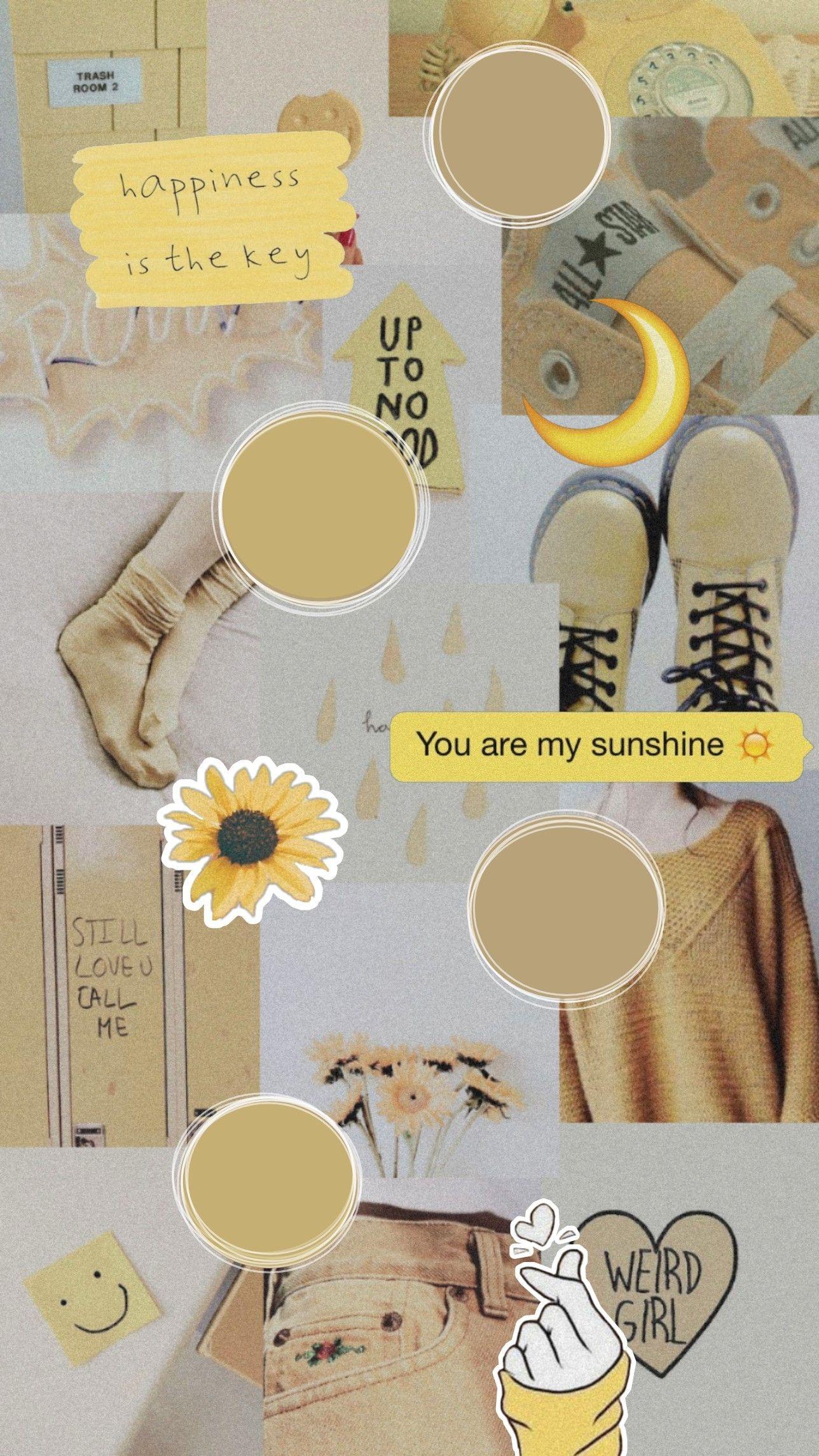 Wallpaper Iphone Wallpaper Tumblr Aesthetic Iphone Wallpaper Yellow Aesthetic Iphone Wallpaper