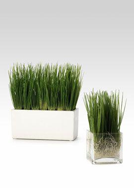 Faux Wheat Grass In A Pot Club Scrap The Greatest Grass Wheat