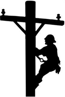 Power Pole Lineman By Shotstarproductions On Etsy Wood