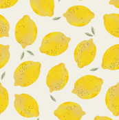 Colorful fabrics digitally printed by Spoonflower - POMEGRANATE