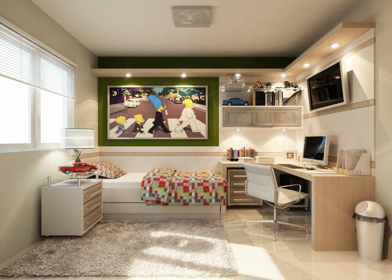 Imagem Relacionada Home Office Pinterest Quarto De Meninos  ~ Cores Para Quarto De Adolescentes