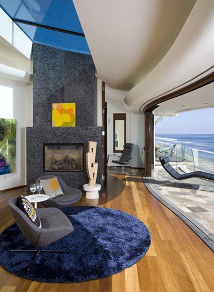 Lounge Room By Boconcept San Diego Veneto Chair Pavia Lounge Mata Rug Retro Modern Design Minimalist Interior Decor Modern Interior Design