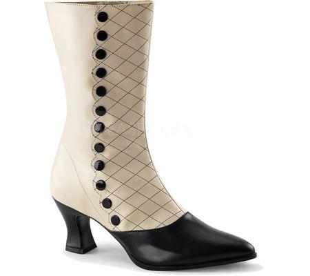 Funtasma Womens Victorian-03 Boot