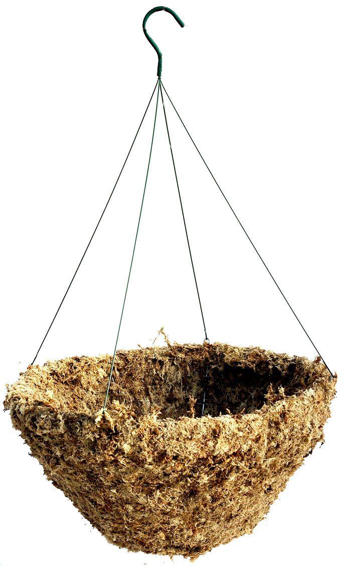 Sphagnum Moss Hanging Basket 16 Hanging Baskets Hanging Moss