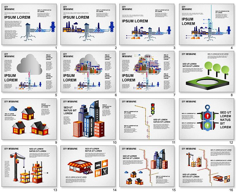 City infographics for powerpoint legacy empire inspiration city infographics for powerpoint toneelgroepblik Choice Image