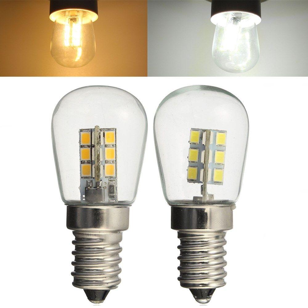E14 3w Smd3014 Led Fridge Refrigerator Corn Light Bulb Pendant Crystal Chandelier Spot Lightt 220v Led Light Bulbs From Lights Lighting On Banggood Com Light Bulb Bulb Led Light Bulbs