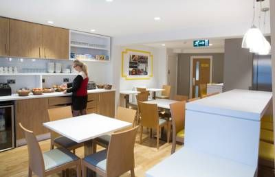 Comfort Inn Suites Kings Cross St Pancras London Uk